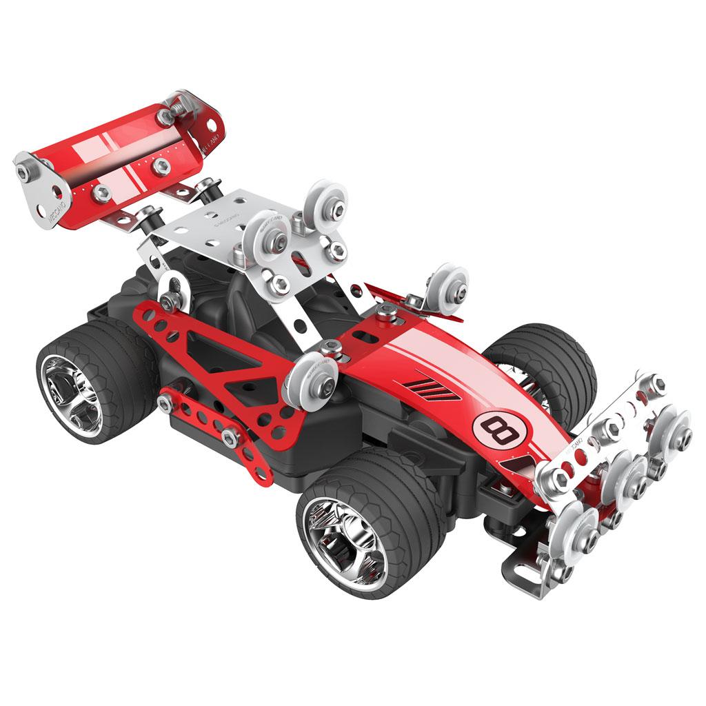 meccano race truck instructions