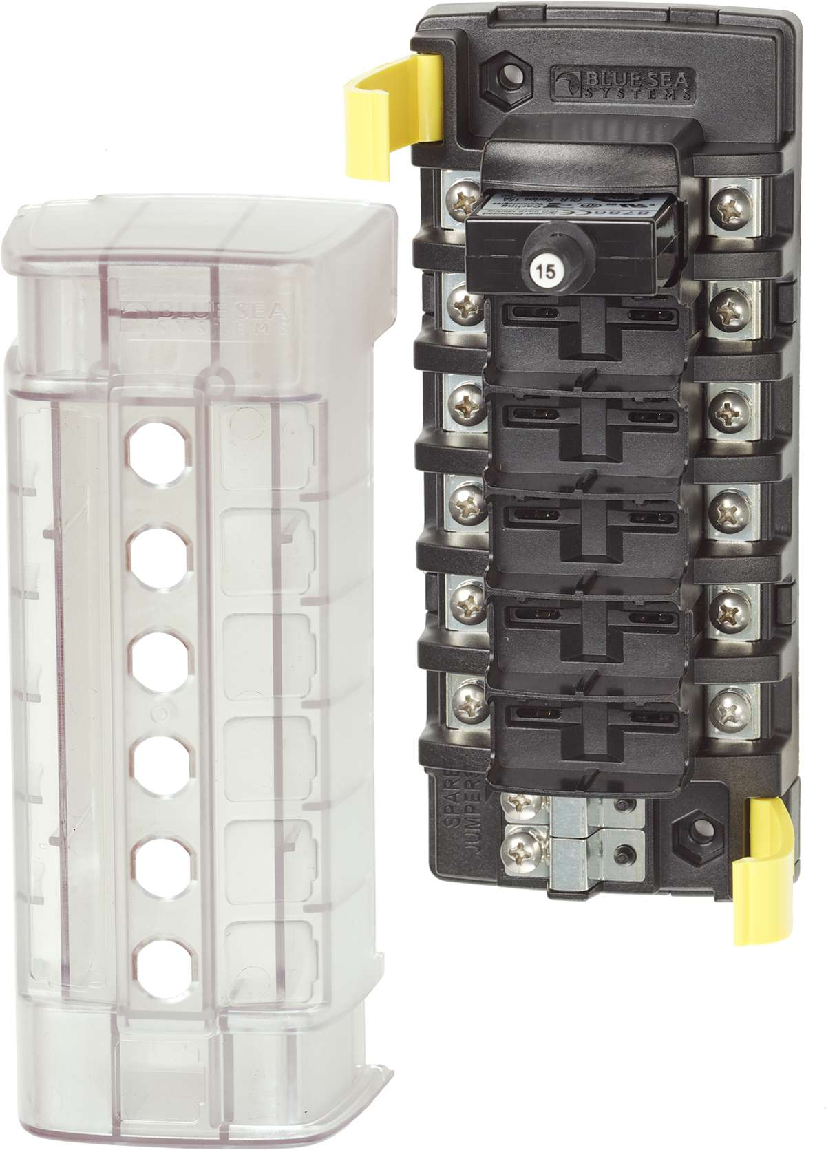 instructions for blue sea boat fuse block