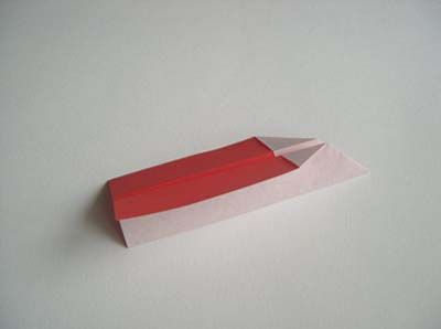 bat paper airplane instructions