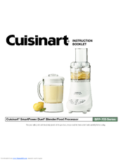 cuisinart smart power instruction manual