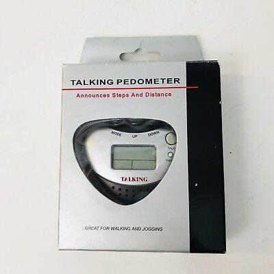 sportline talking pedometer instructions