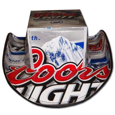 beer case hats instructions