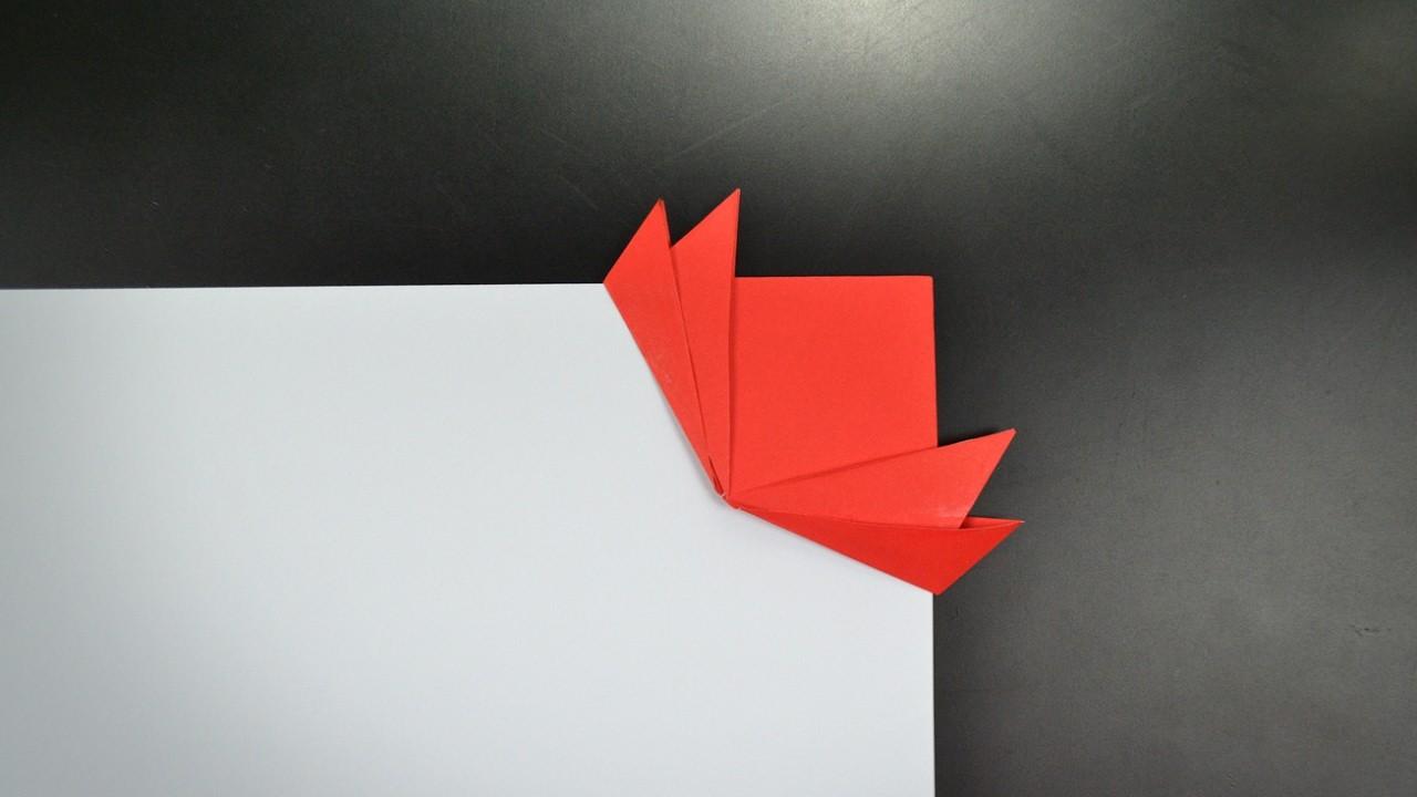 black lotus origami instructions