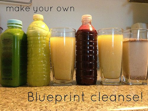 blueprint 3 day cleanse instructions