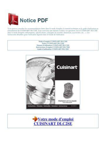 manuel instruction cuisiniere whirlpool