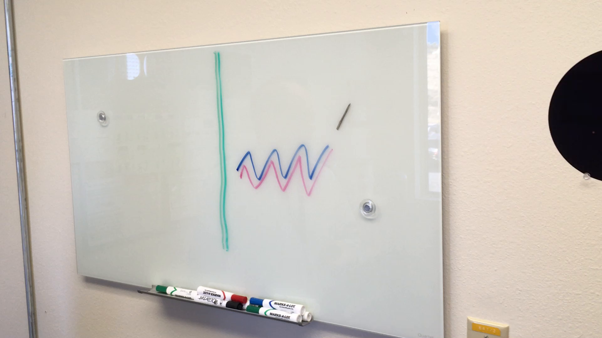quartet glass whiteboard mounting instructions