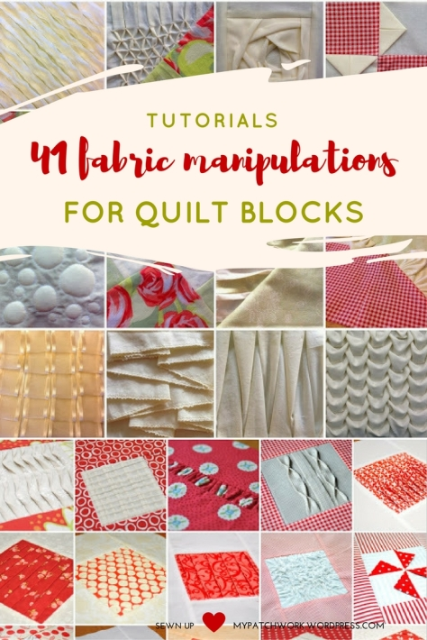 diamond patch quilt instructions