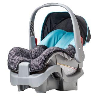 evenflo nurture car seat instructions