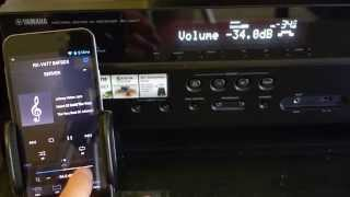 yamaha remote controlrx-v595 instructions for entering code