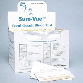 fecal occult blood test instructions ontario