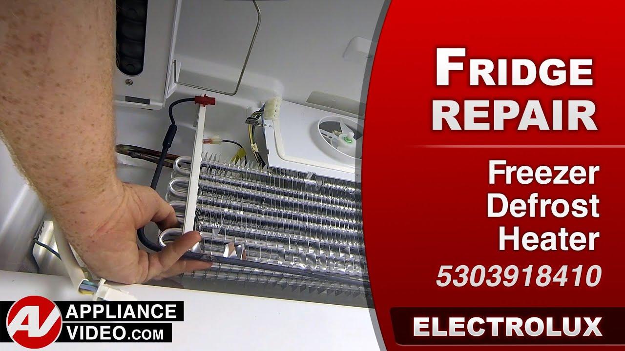 fridge knocking noise fix instructions
