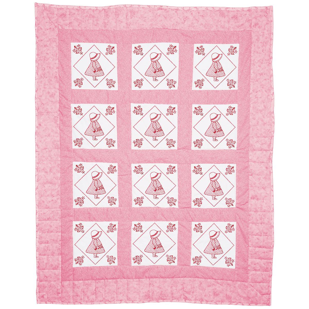 frre sunbonnet sue quilt pattern instructions