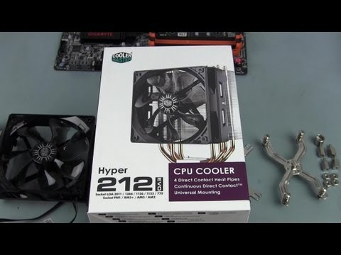 hyper 212 evo installation instructions