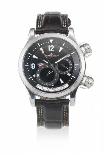 jaeger lecoultre master geographic instructions