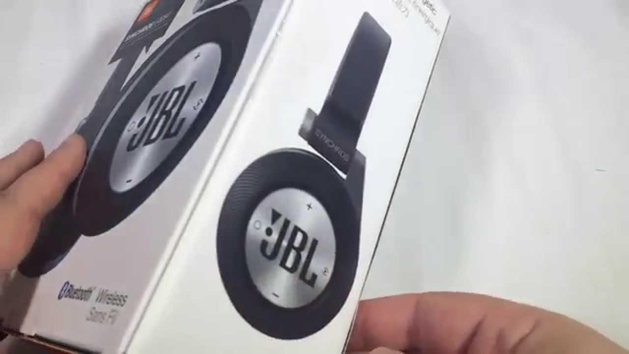 jbl e40bt headphones instructions