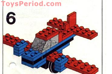 lego 8069 log handler instructions
