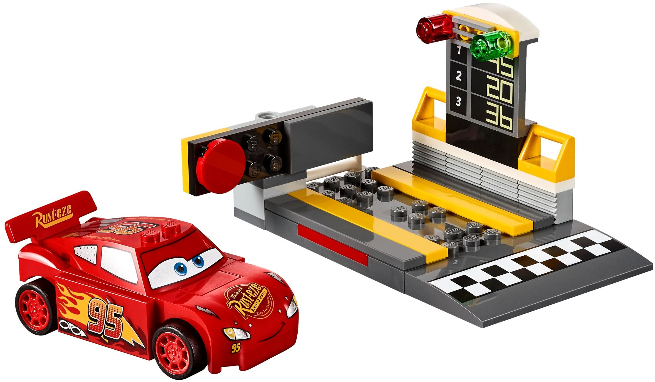 lego cars disney instructions