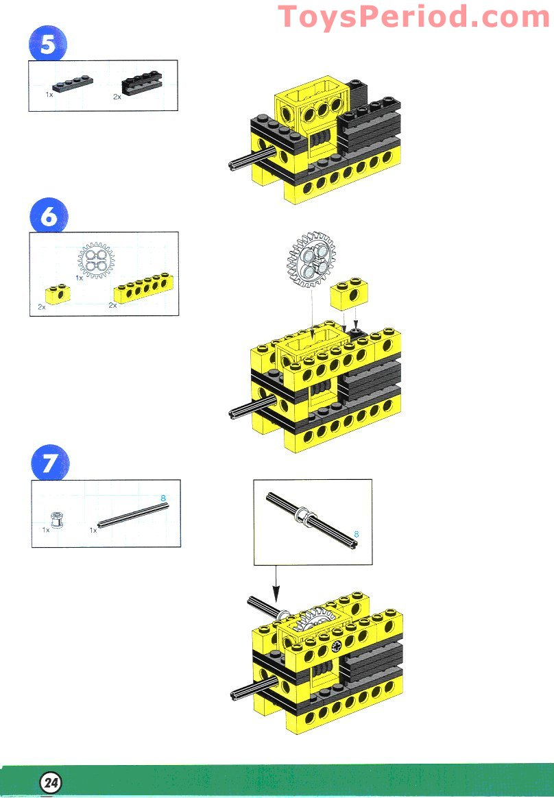 lego renewable energy instructions