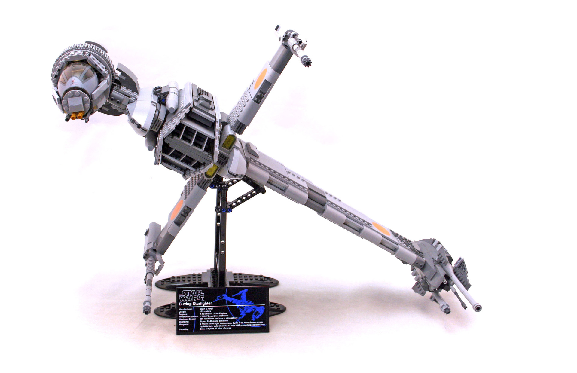 lego star wars 10227 instructions