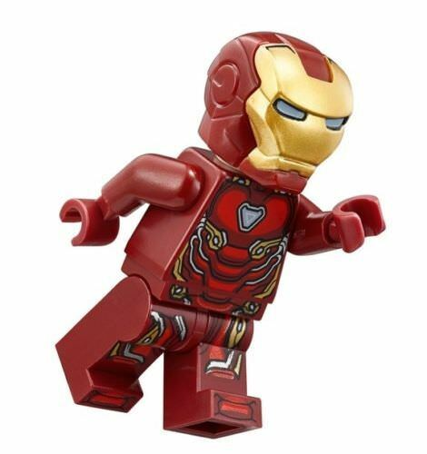 lego superheroes iron man instructions