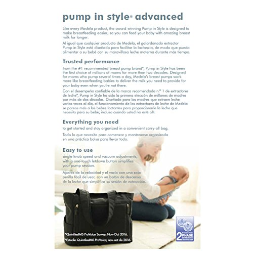 medela pump in style canada instructions