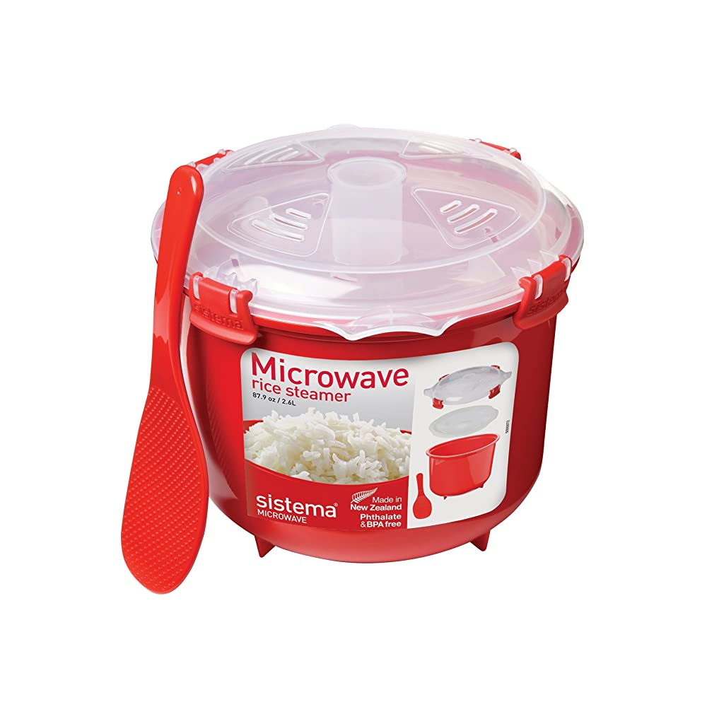 microwave rice cooker instructions sistema