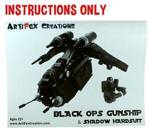 mini republic gunship instructions