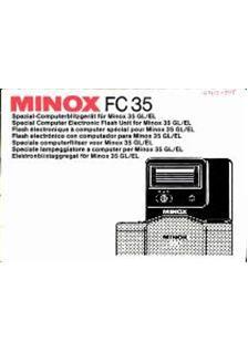 minox 35 gt instruction manual