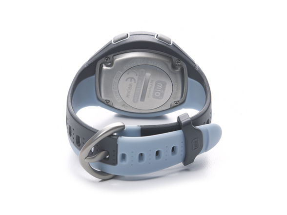 mio heart rate watch instructions