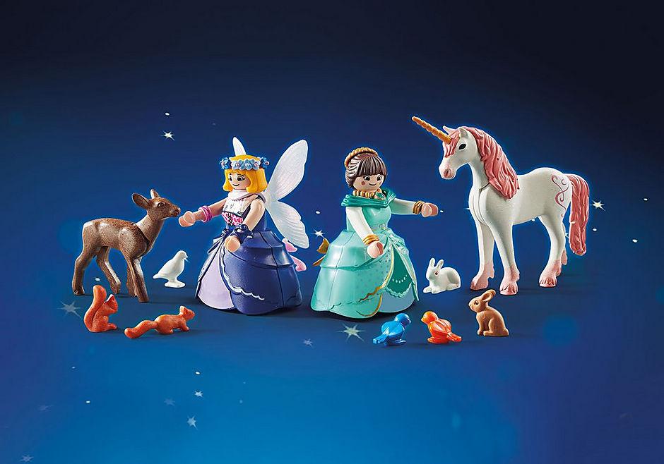 playmobil fairytale castle instructions