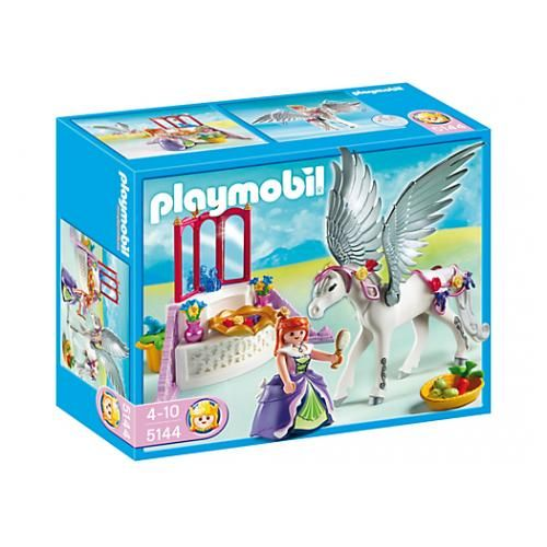 playmobil girl castle instructions