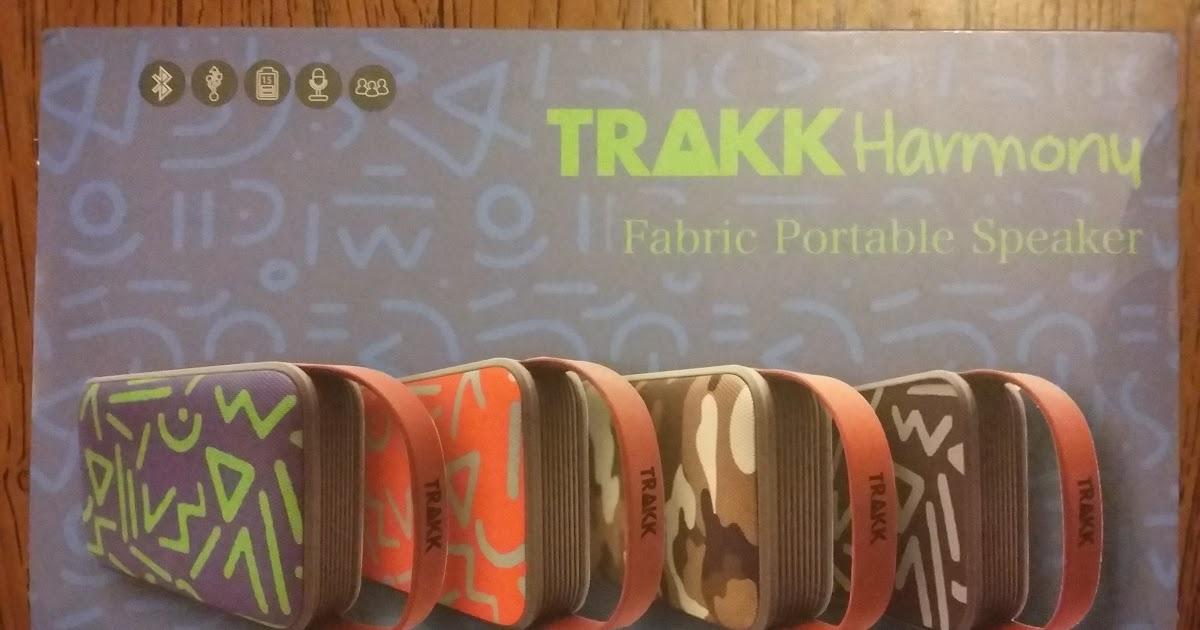 trakk bluetooth speaker instructions