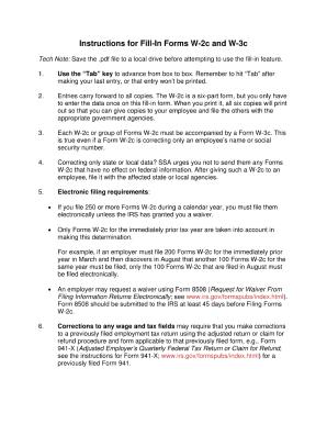 w2c box 12 instructions