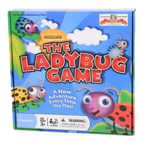 zobmondo ladybug game instructions